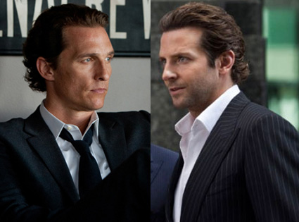THE LINCOLN LAWYER, Matthew McConaughey, Bradley Cooper, Limitless