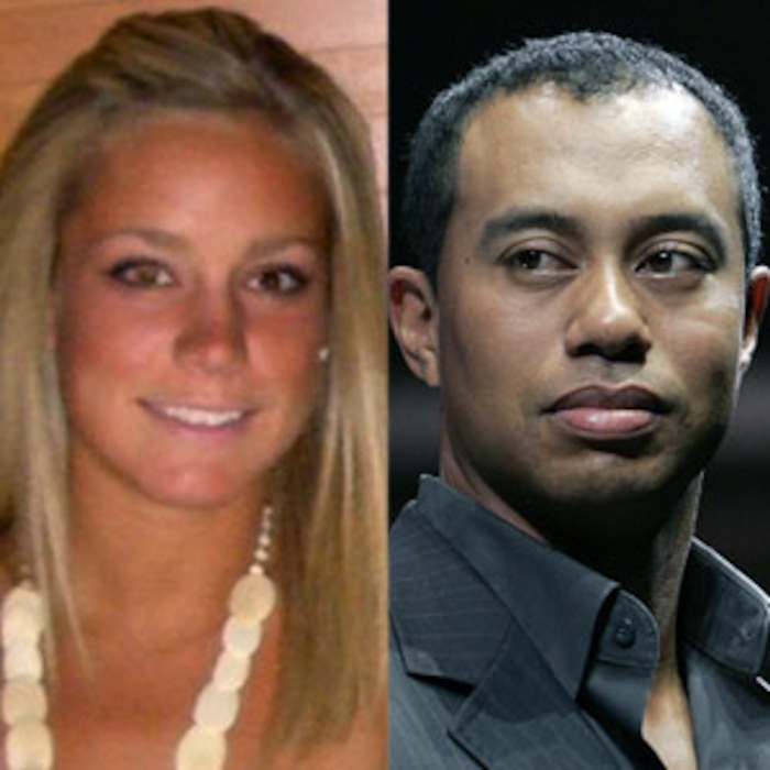 Tiger Woods, Alyse Lahti Johnston