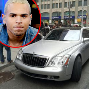 Chris Brown, GMA
