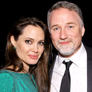 Angelina Jolie, David Fincher