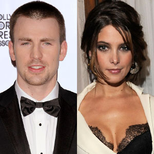 Chris Evans, Ashley Greene