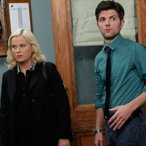 Adam Scott, Amy Poehler, Park and Recreation