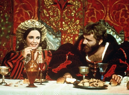 Elizabeth Taylor, Richard Burton, Taming of the Shrew