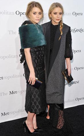 Ashley Olsen, Mary Kate Olsen