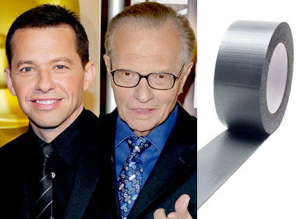 Jon Cryer, Larry King, Duct Tape