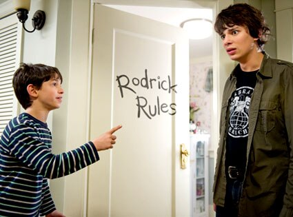 Zachary Gordon, Devon Bostick, Diary of a Wimpy Kid: Rodrick Rules