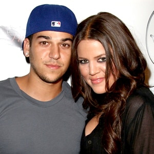 Robert Kardashian, Khloe Kardashian Odom