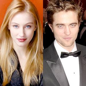 Sarah Gardon, Robert Pattinson