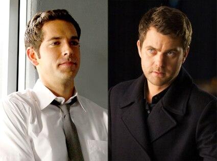 Zachary Levi, Chuck, Joshua Jackson, Fringe