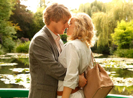 Midnight in Paris, Owen Wilson, Rachel Mcadams
