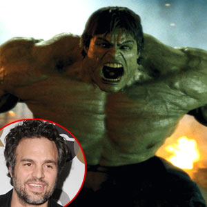 The Incredible Hulk, Mark Ruffalo