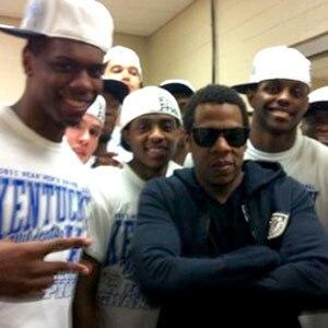 Jay-Z, Kentucky Twitter