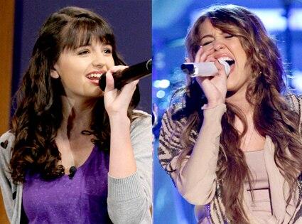 Rebecca Black, Miley Cyrus