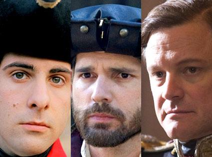 Jason Schwartzman, Marie Antoinette, Eric Bana, The Other Boleyn Girl, The King's Speech, Colin Firth