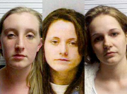 Britany Truett, Jenelle Evans, Brittany Maggard, Mugshot