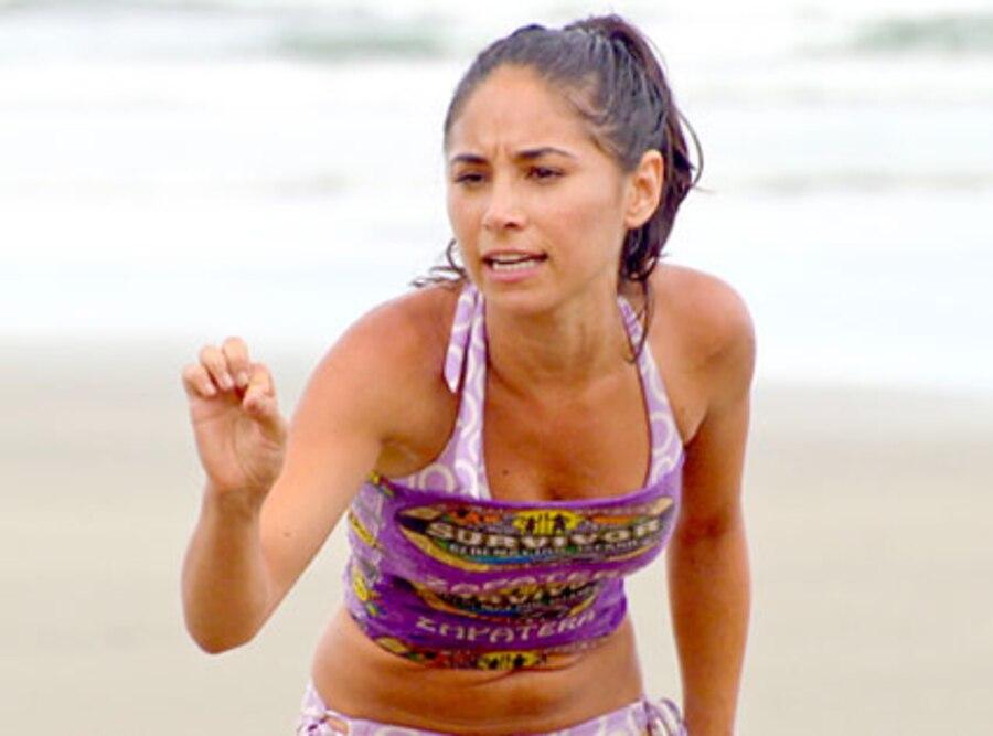 Stephanie Valencia, Survivor Redemption Island