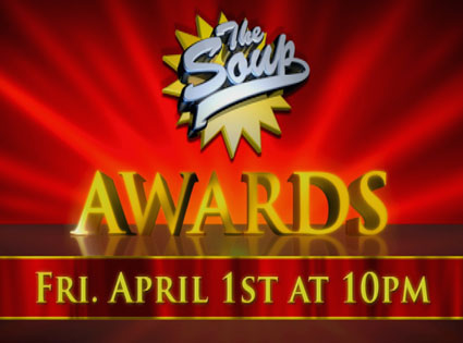Soup Awards Title Card