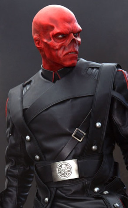 Red Skull, Captain America