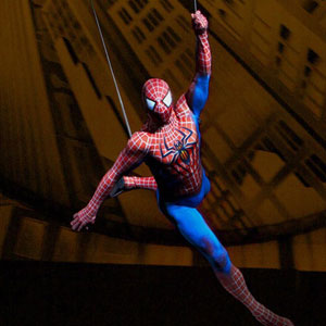 Spider ManTurn off the dark, Broadway