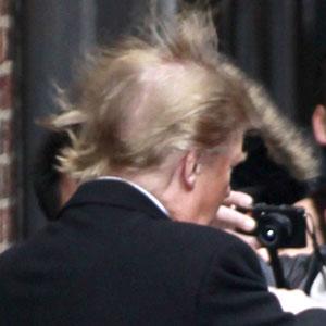 Donald Trump, Caption This