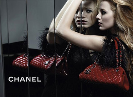 Blake Lively, Chanel Ad