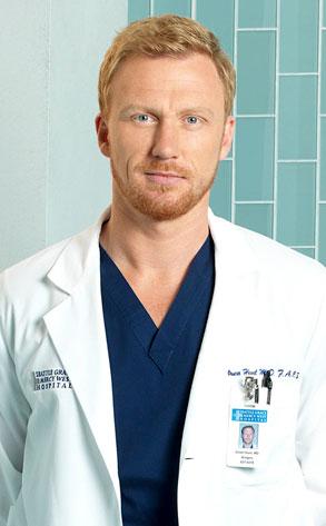 Greys Anatomy, Kevin McKidd