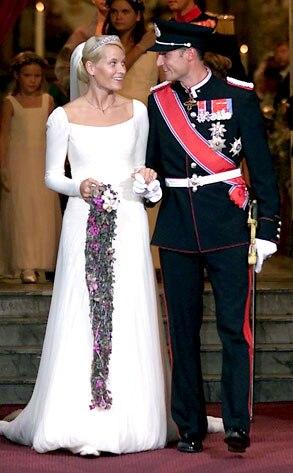 Prince Haakon, Princess Mette-Marit Tjessem Hoiby, Norway
