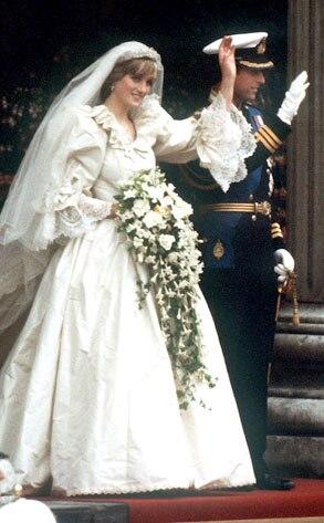 Prince Charles, Princess Diana, Wales