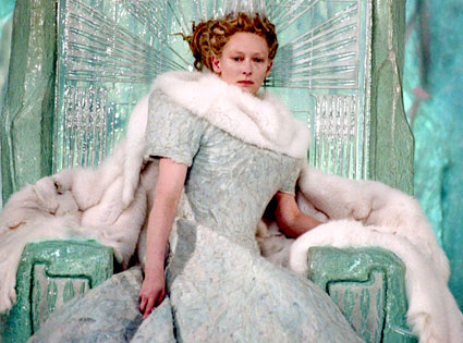 Tilda Swinton, Chronicles of Narnia