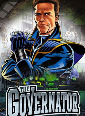 Arnold Schwarzenegger, Animated Series, The Governator