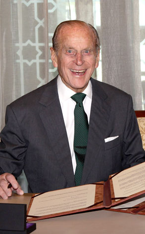 90 year old prince philip in good spirits after emergency surgery e news. Black Bedroom Furniture Sets. Home Design Ideas