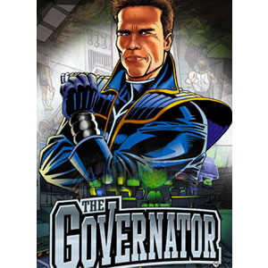 Arnold Schwarzenegger, Animated Series, The Governator