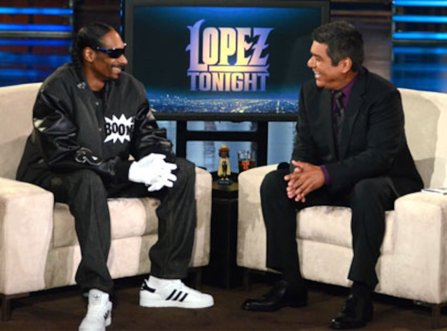 Snoop Dogg, George Lopez