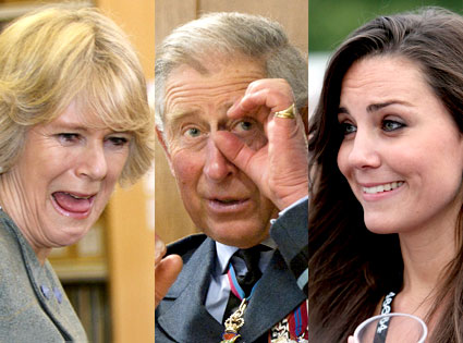 Camilla Parker-Bowle, Prince Charles, Wales, Kate Middleton