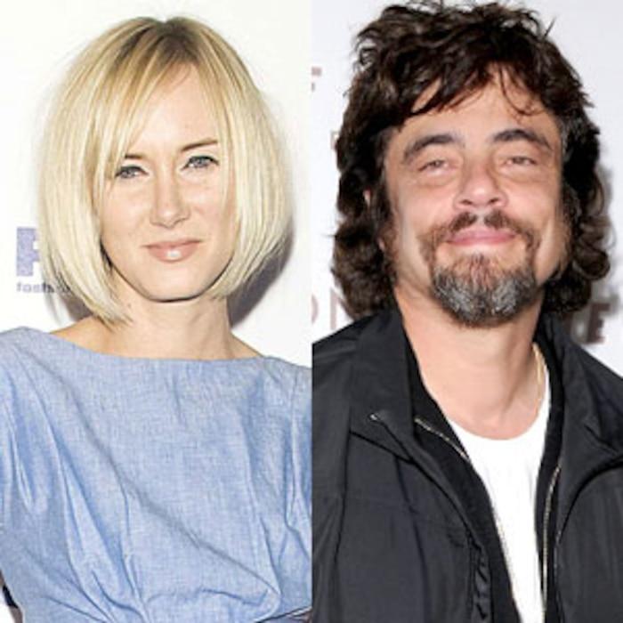 Kimberly Stewart, Benicio del Toro