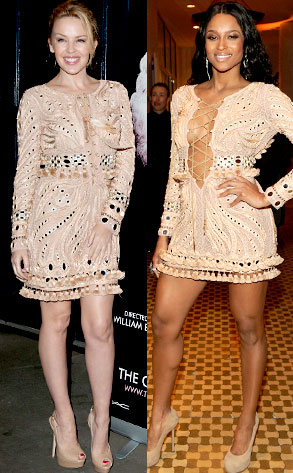 Kylie Minogue, Ciara