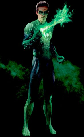 Green Lantern, Ryan Reynolds, Hottest Superheroes