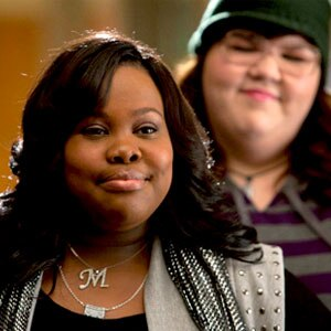 Glee, Ashley Fink, Amber Riley