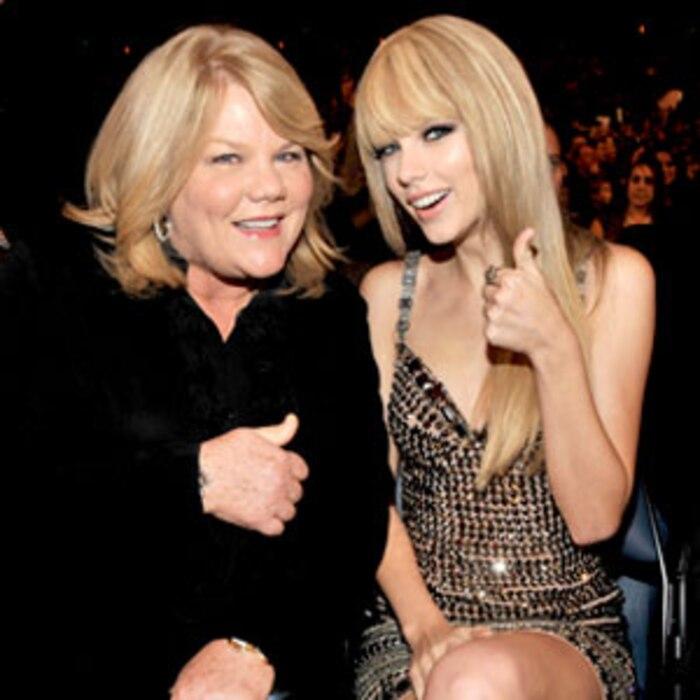 Andrea Swift, Taylor Swift