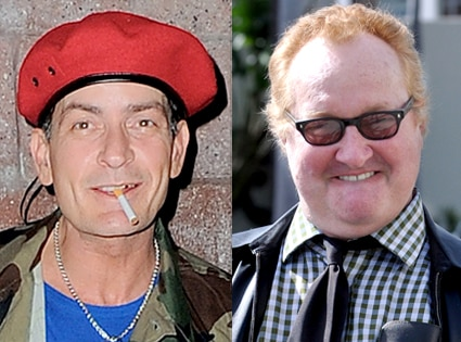 Charlie Sheen, Randy Quaid