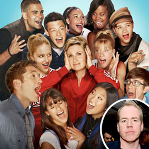 Glee Cast, Bret Easton Ellis