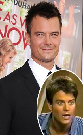 Josh Duhamel, Ally My Children