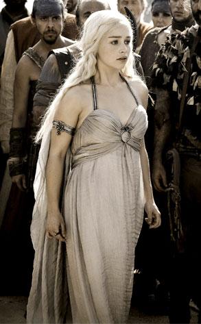 Game of Thrones: Emilia Clarke