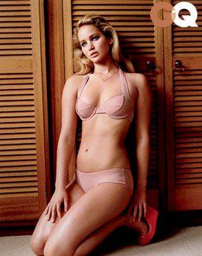 Jennifer Lawrence, GQ