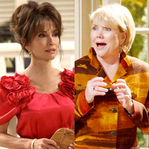 Susan Lucci, All My Children, Erica Slezak, One Life to Live