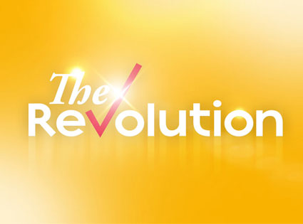 The Revolution, Logo