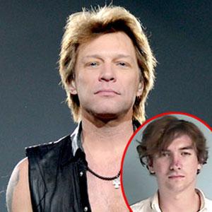 Jon Bon Jovi, Nicholas Tracy, Mugshot