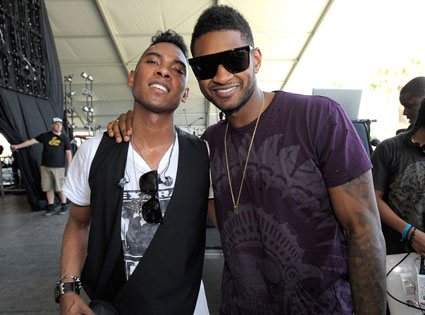 Usher, San Miguel