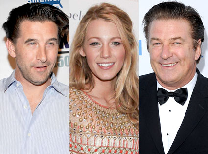 William Baldwin, Blake Lively, Alec Baldwin