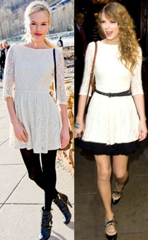 Kate Bosworth, Taylor Swift